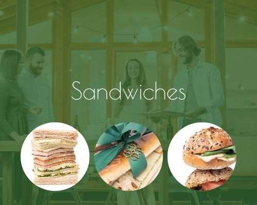 Sandwiches y bocatines